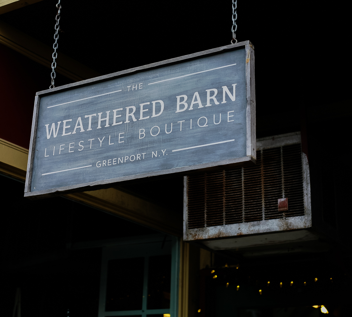 The Weathered Barn