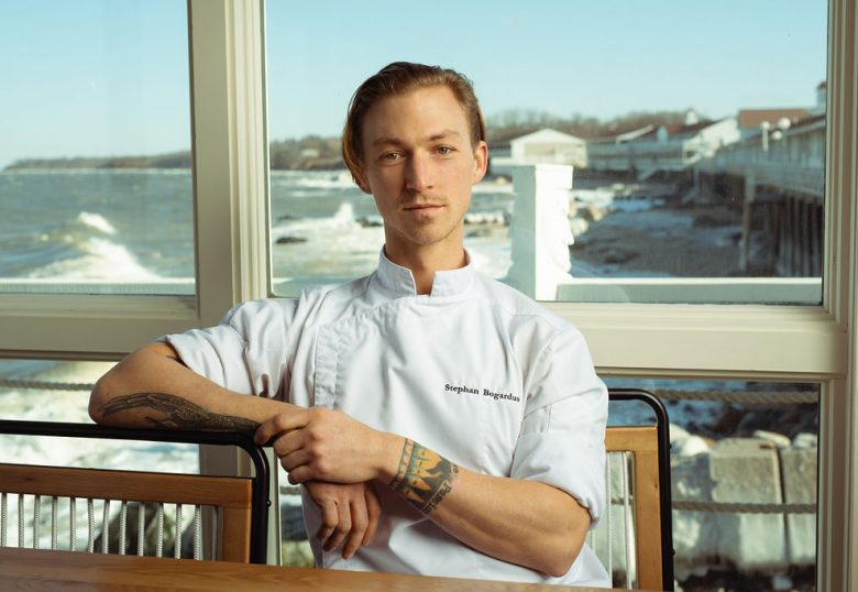 Chef Stephan Bogardus
