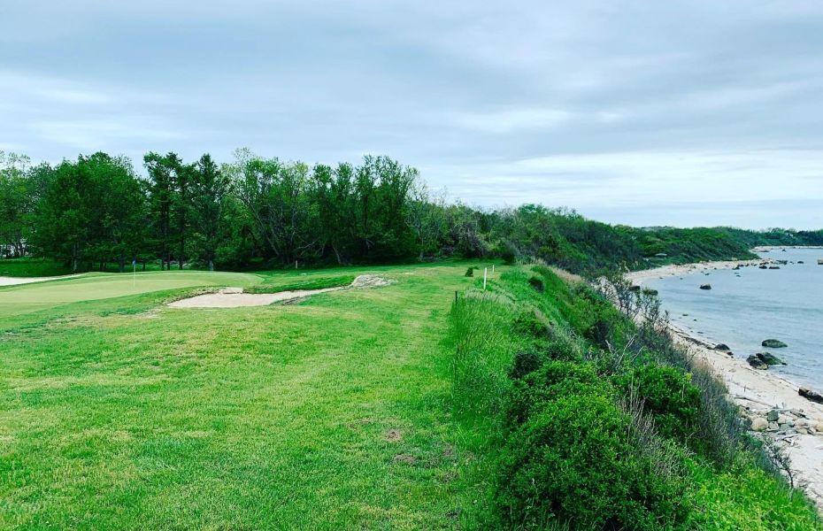 Islands End Golf Course